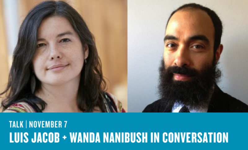 Luis Jacob and Wanda Nanibush In Conversation