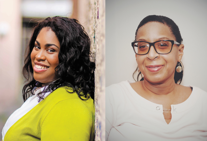 angie thomas and donna bailey nurse