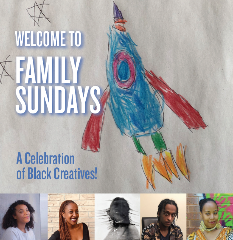 Photo of Family Sundays Poster