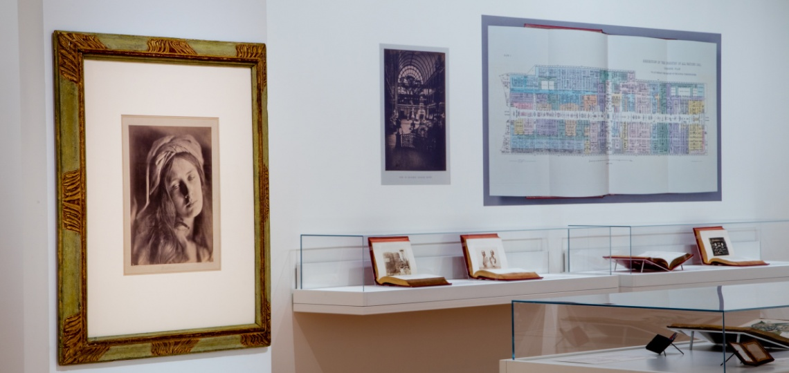 Edmond G. Odette Family Gallery, Installation View
