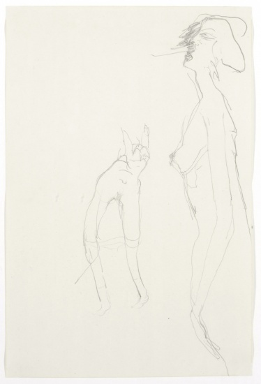 beuys, two women