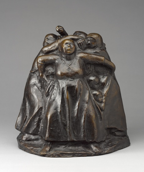 kollwitz tower of mothers