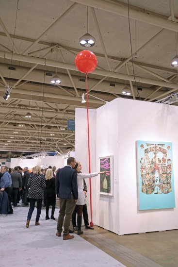 an ago acquisition at art toronto