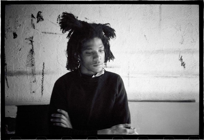 Roland Hagenberg, Basquiat smoking